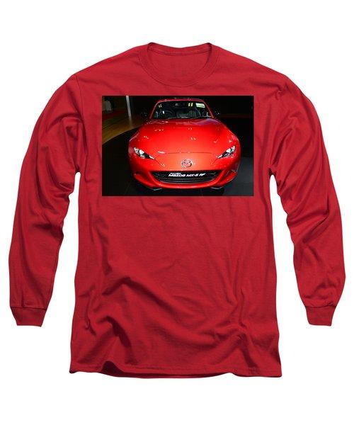 Mazda Mx5 Long Sleeve T-Shirt