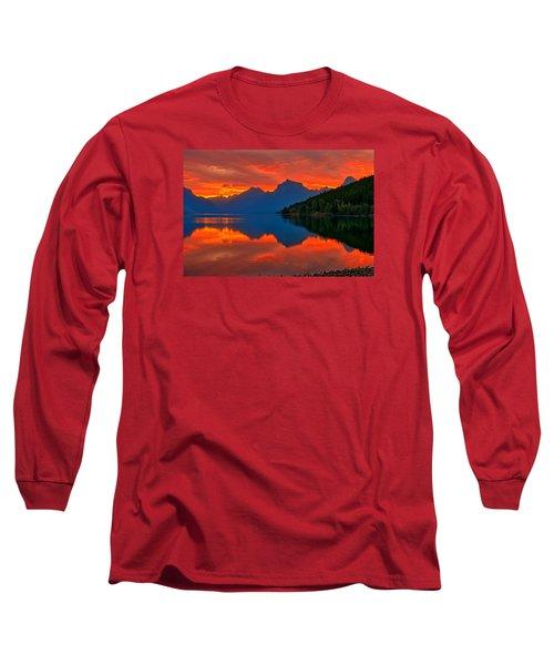 Mcdonald Sunrise Long Sleeve T-Shirt
