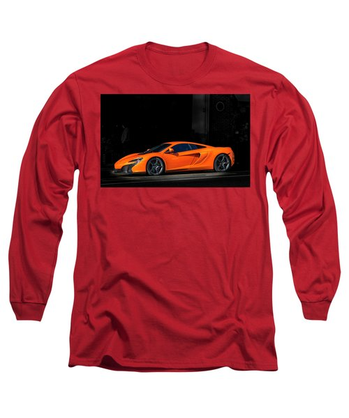 Mclaren 650s  Long Sleeve T-Shirt
