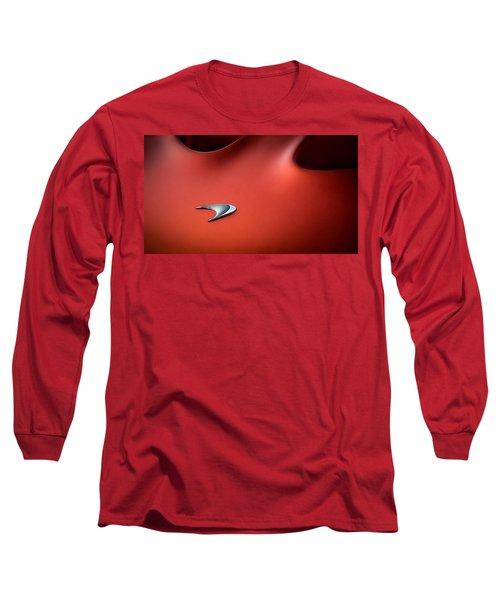 Mclaren P1 Long Sleeve T-Shirt by Douglas Pittman