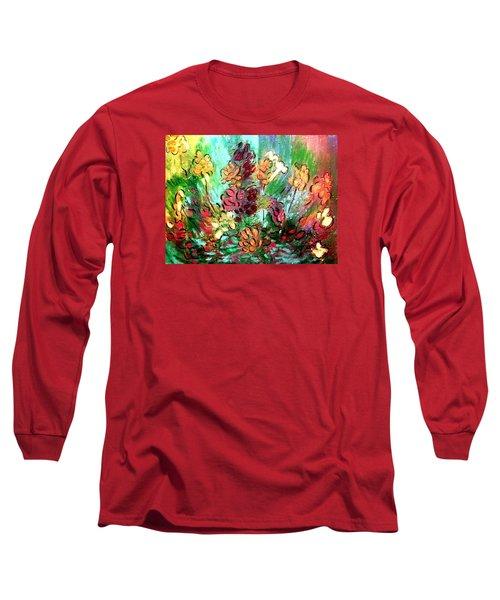 Meadow Garden Long Sleeve T-Shirt