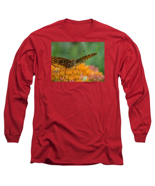 Meal For One Long Sleeve T-Shirt