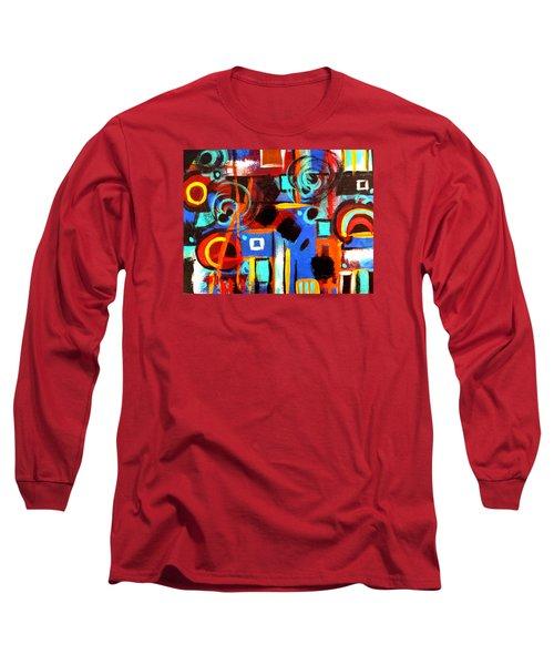 Mechanics Long Sleeve T-Shirt