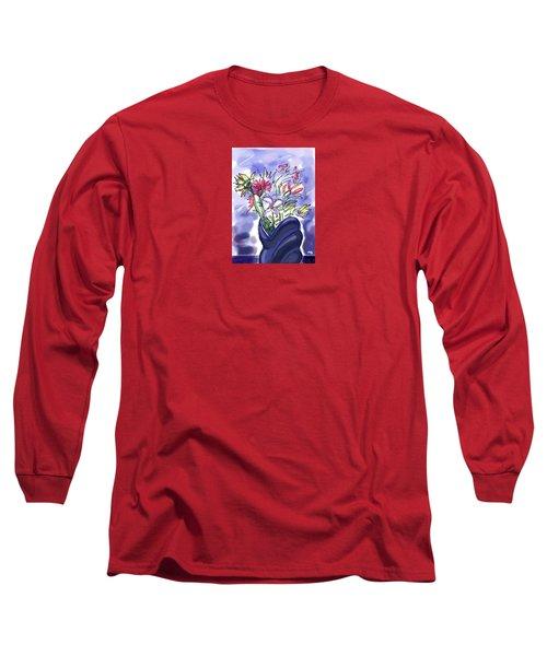 Memory Of Spring Long Sleeve T-Shirt