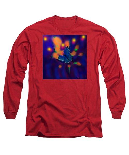 Metamorphosis Long Sleeve T-Shirt by Latha Gokuldas Panicker
