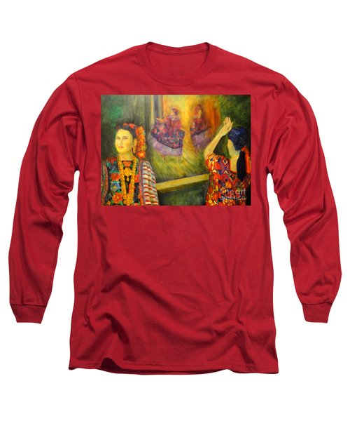 Mexican Festival Long Sleeve T-Shirt