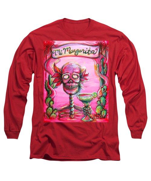 Mi Margarita II Long Sleeve T-Shirt