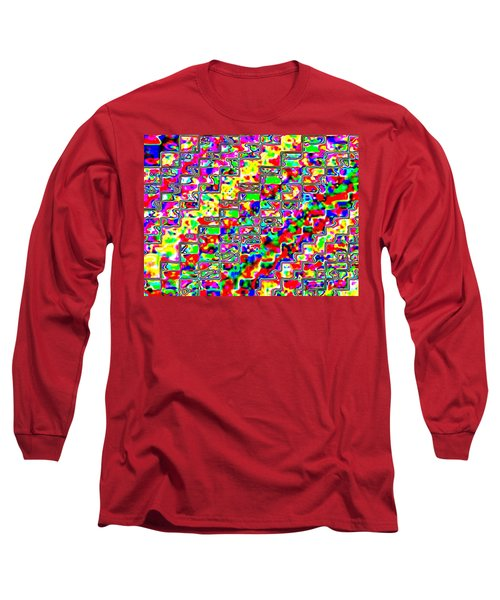 Micro-macro 3 Long Sleeve T-Shirt