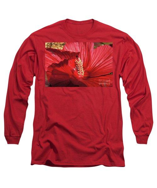 Midnight Marvel Long Sleeve T-Shirt