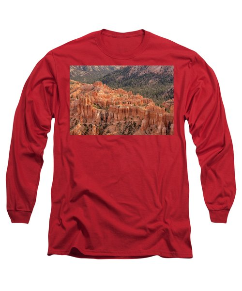 Mighty Fortress Long Sleeve T-Shirt