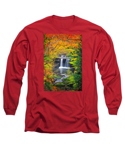 Mill Creek Fall  Long Sleeve T-Shirt