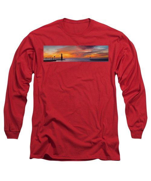 Long Sleeve T-Shirt featuring the photograph Mine Eyes Have Seen The Glory by Bill Pevlor