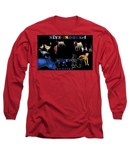 Minnamoolka Station Long Sleeve T-Shirt