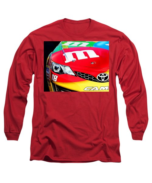 Mm's Nascar Long Sleeve T-Shirt