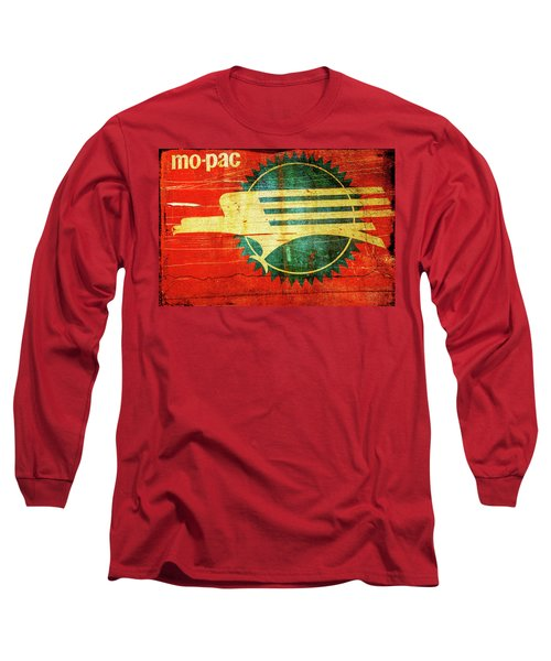 Mo-pac Caboose  Long Sleeve T-Shirt