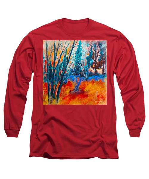 Modern Woods Long Sleeve T-Shirt