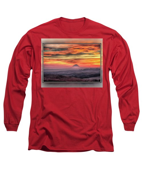 Monet Morning Long Sleeve T-Shirt