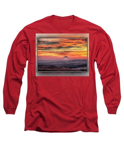 Monet Morning Long Sleeve T-Shirt