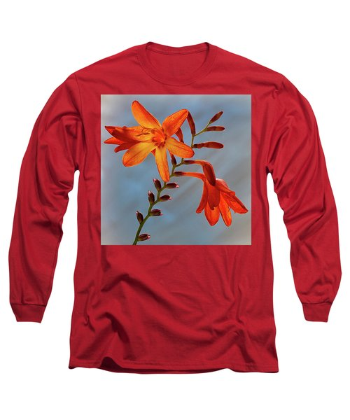 Montbretia 1 Long Sleeve T-Shirt