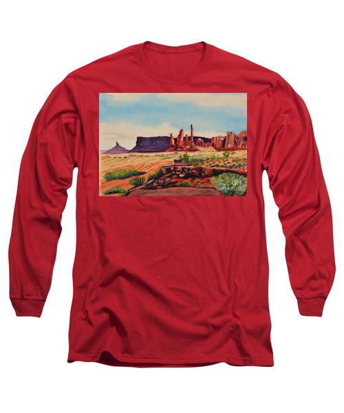 Monument Valley Long Sleeve T-Shirt