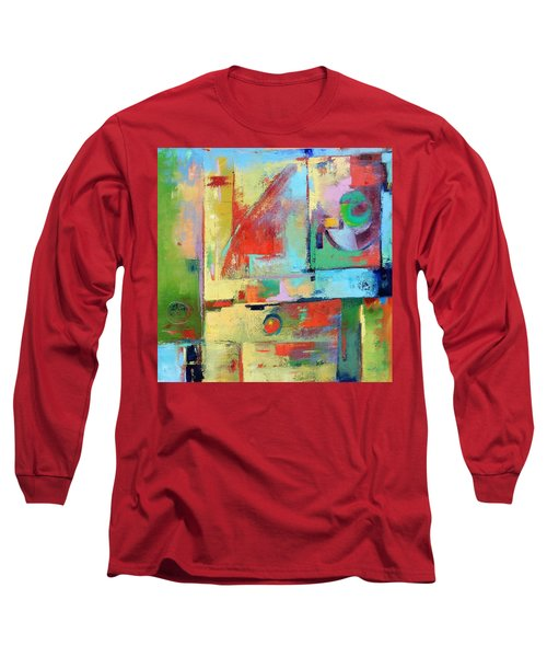 Mood Swing Long Sleeve T-Shirt
