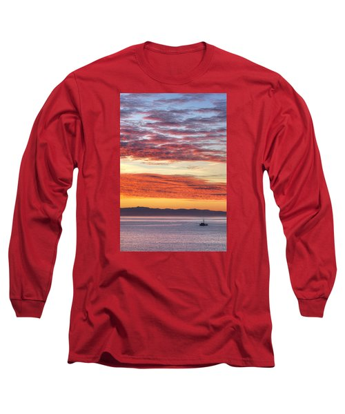 Morning Catch 2 Long Sleeve T-Shirt