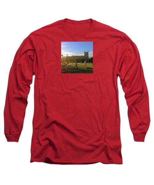Morning Light Long Sleeve T-Shirt by Anne Kotan