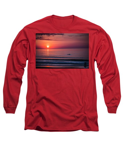 Morning Swim Long Sleeve T-Shirt