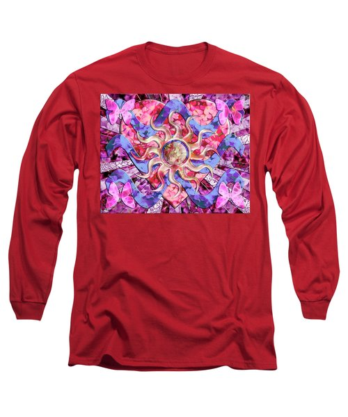 Mother Nature's Love Long Sleeve T-Shirt