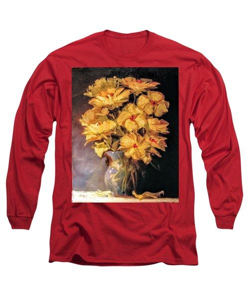 Mother's Favorite Vase Long Sleeve T-Shirt