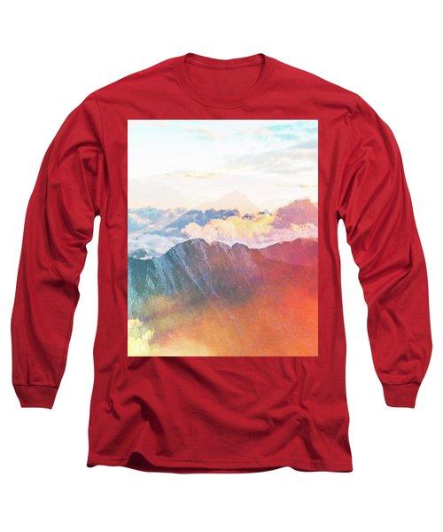 Mountain Glory Long Sleeve T-Shirt
