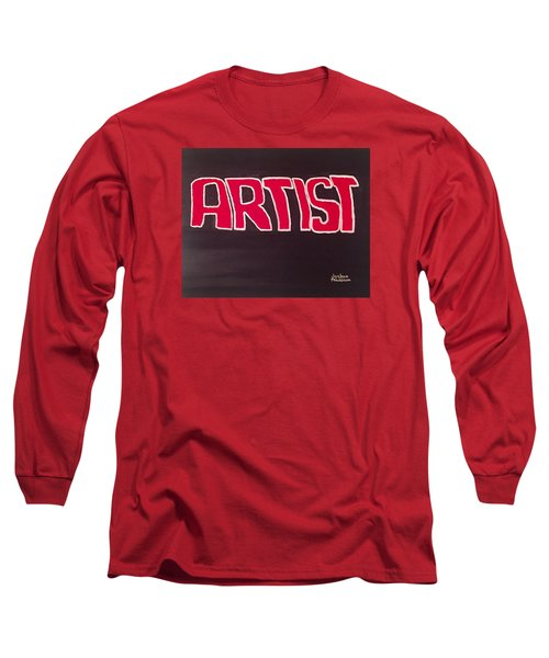 Movie Artist09's Movie Long Sleeve T-Shirt