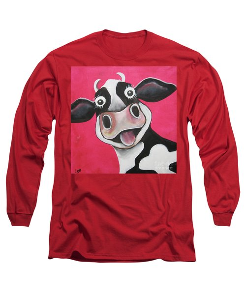 Mrs Cow Long Sleeve T-Shirt