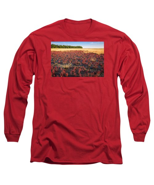 Mudflat Garden Long Sleeve T-Shirt