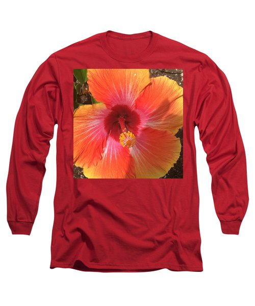 Multi-colored Beauty Long Sleeve T-Shirt
