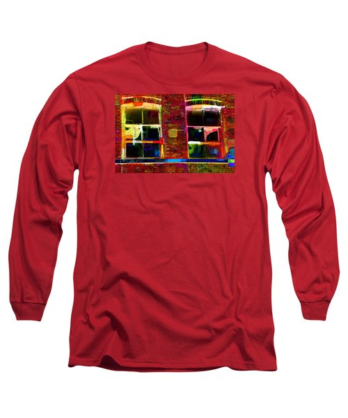 Multicolores Long Sleeve T-Shirt