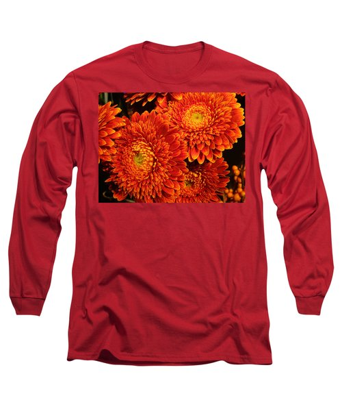Mums In Flames Long Sleeve T-Shirt