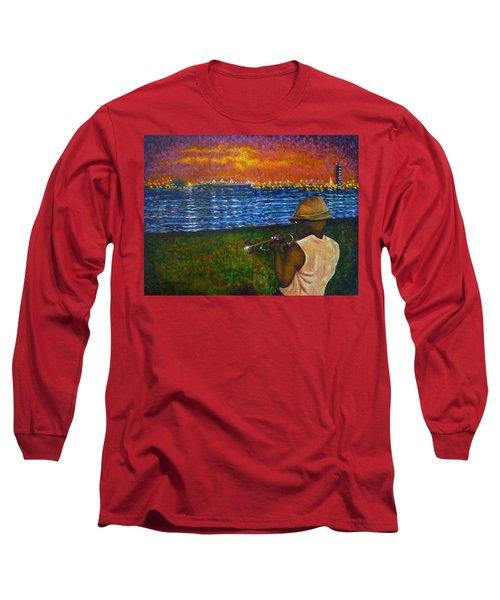 Music Man In The Lbc Long Sleeve T-Shirt