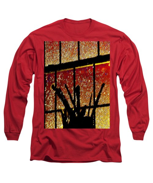 My Brushes With Inspiration Long Sleeve T-Shirt