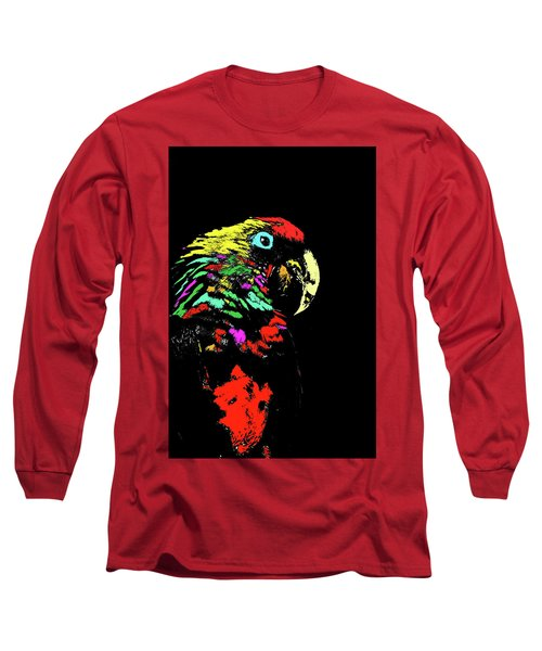 My Colorful Mccaw Long Sleeve T-Shirt