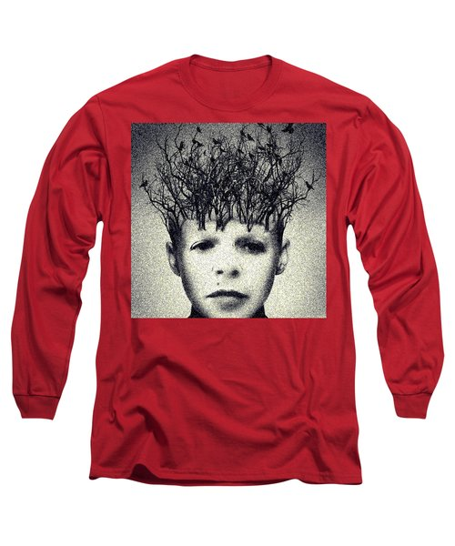 My Mind Long Sleeve T-Shirt