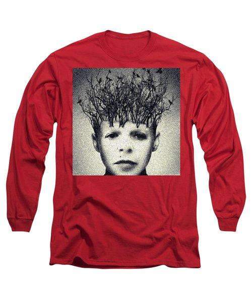 My Mind Long Sleeve T-Shirt