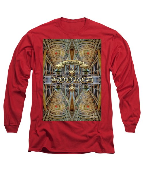 My Weekend Is All Booked Fontainebleau Chateau Library Long Sleeve T-Shirt