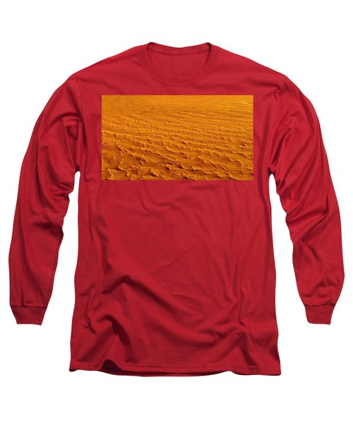 Nasa Image-namib-naukluft National Park-3  Long Sleeve T-Shirt