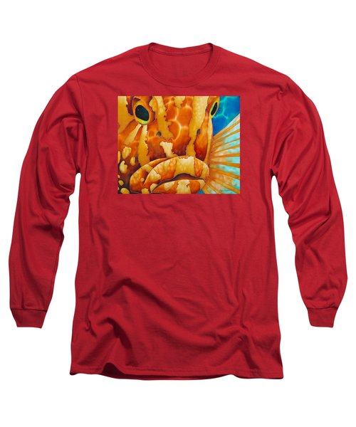 Nassau Grouper  Long Sleeve T-Shirt