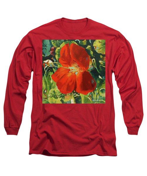 Nasturtium Long Sleeve T-Shirt
