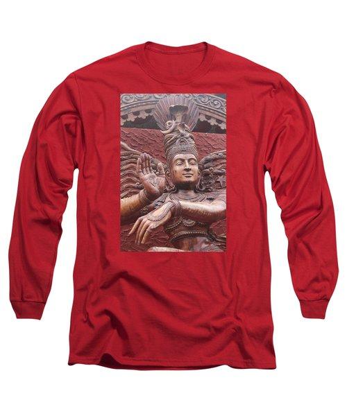 Nataraj, Fort Kochi Long Sleeve T-Shirt