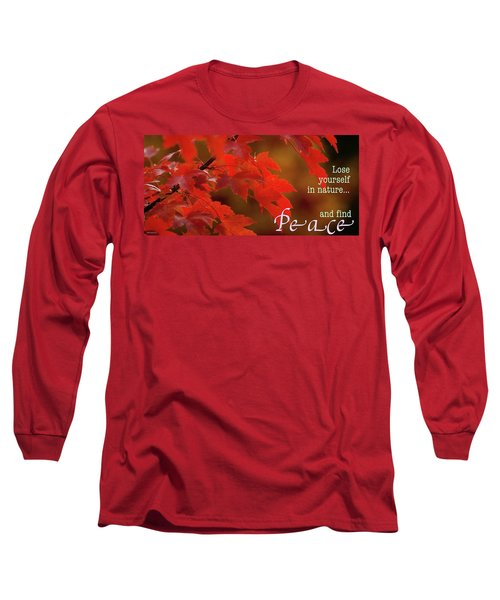 Nature202 Long Sleeve T-Shirt