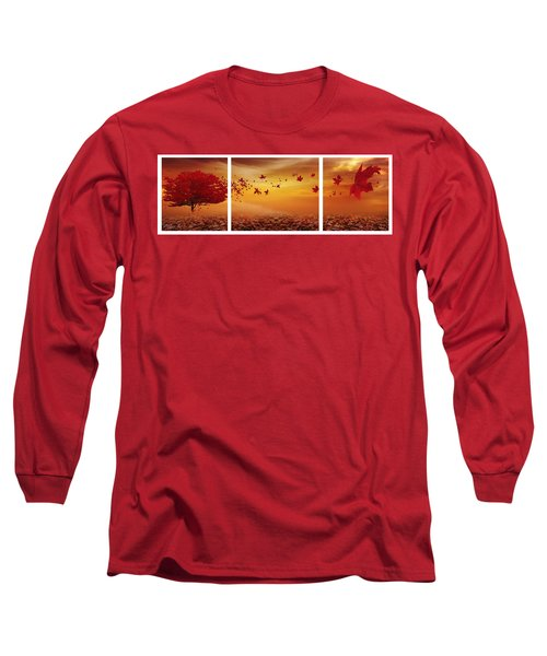 Nature's Art Long Sleeve T-Shirt by Lourry Legarde