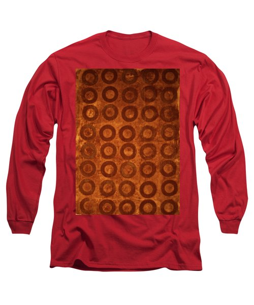 Negative Space Long Sleeve T-Shirt